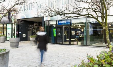 Nieuw retailconcept voor Auping