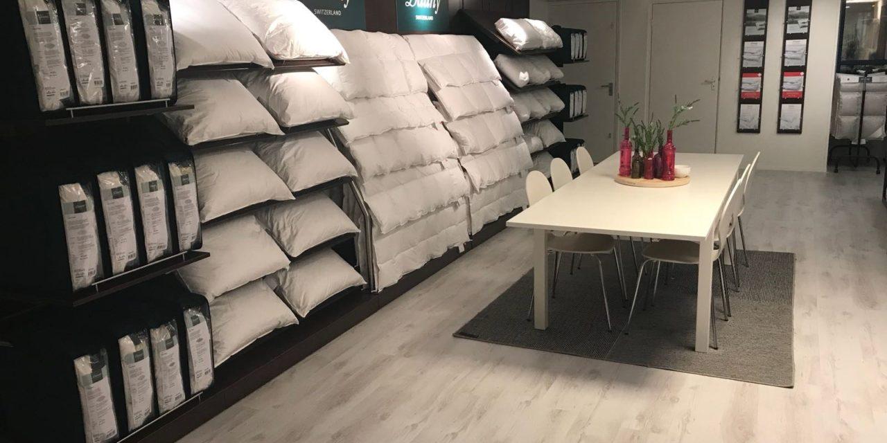 Luxe Dauny shop bij Haarhuis & Jansen in Almelo