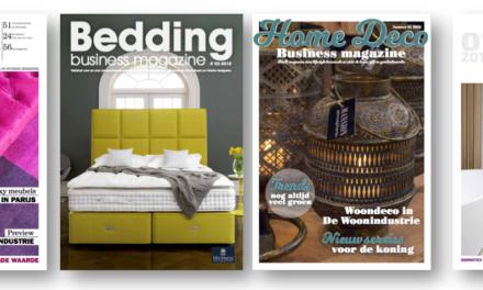 Business Content Media lanceert vier nieuwe vaktitels voor woonbranche