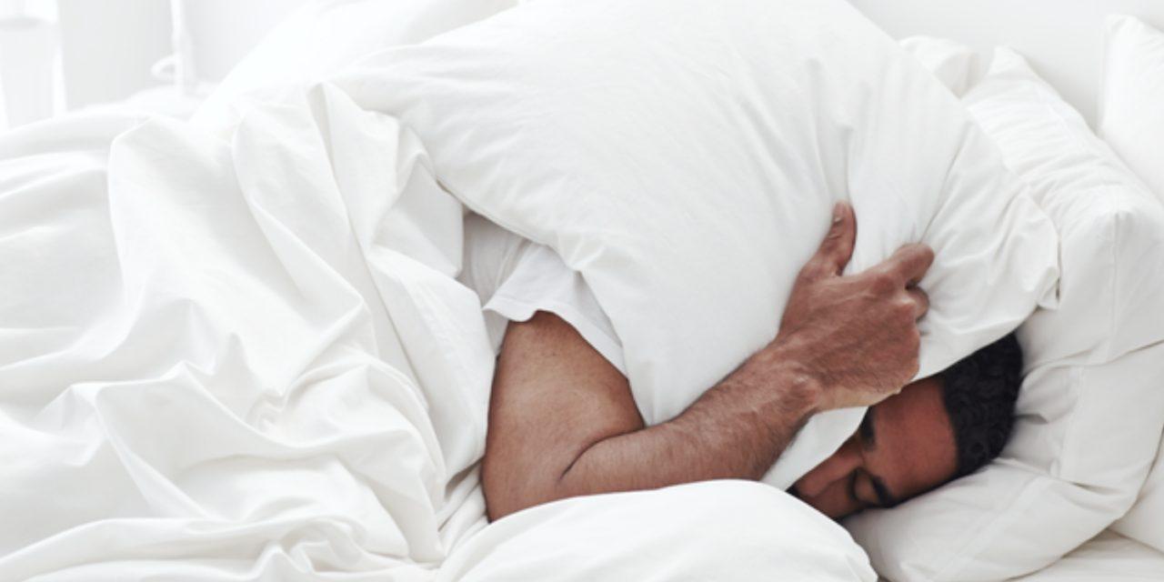Frustraties in bed: piekeren, plassen en snurken