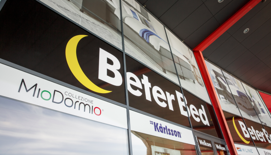Beter Bed Holding verkoopt Spaanse tak El Gigante del Colchón
