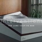 Autofabrikant Ford komt met prototype bed waarin iedereen 's nachts aan de eigen kant van het bed blijft