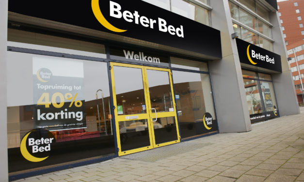 Beter Bed introduceert circulaire boxspring (ook om te leasen!)