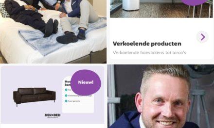 Fusie: Dekbed Discounter in bed met De Arend