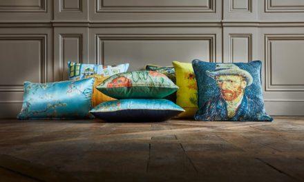 Nieuwe collectie bedtextiel; Beddinghouse ft Van Gogh Museum Amsterdam