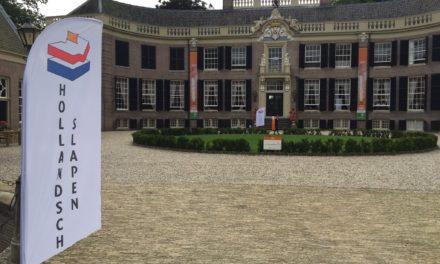 Hollandsch Slapen editie 2019 in Kasteel Groeneveld… drie keer is scheepsrecht!