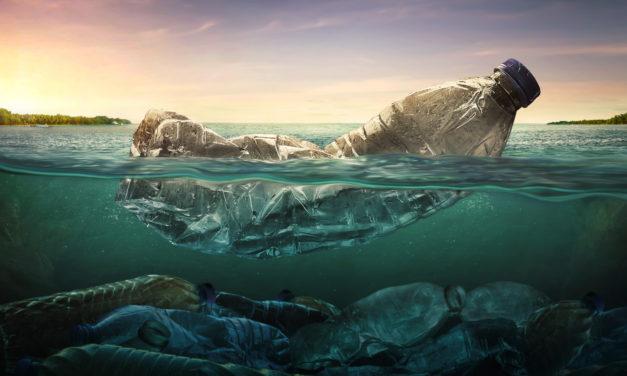 Ultima maakt grote stappen: 'Slapen op plastic afval uit de zee'