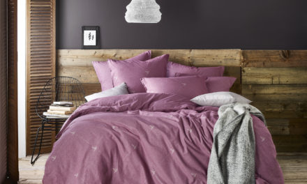 Luxueuze, weelderige bedding
