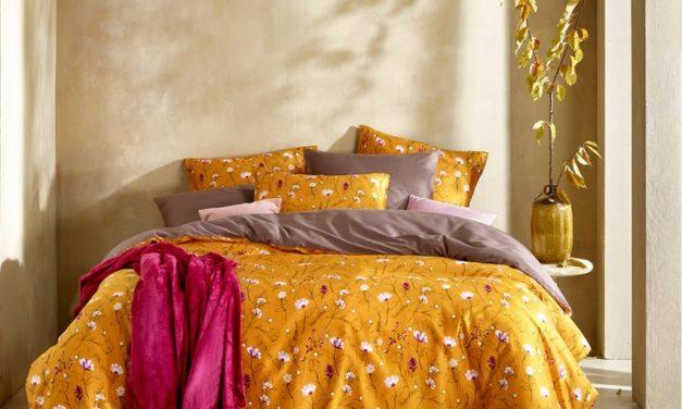 Tintelende lente in je slaapkamer met dekbedovertrek van De Witte Lietaer