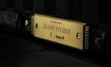 Nieuwe introductie Hästens Beds: Grand Vividus