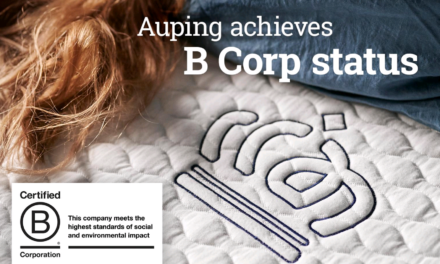 Auping is een B Corporation