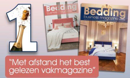 Bedding Business Magazine: Met afstand het best gelezen vakblad van de beddenbranche!