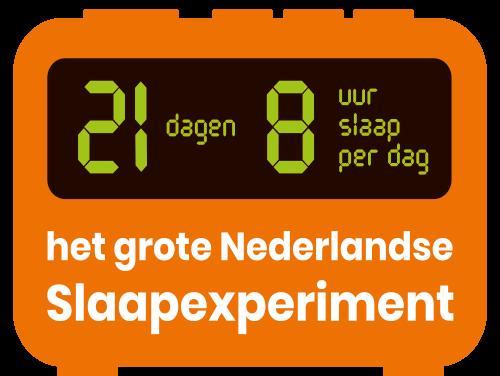 Het grote Nederlandse slaapexperiment, 21 dagen 8 uur slapen per dag!