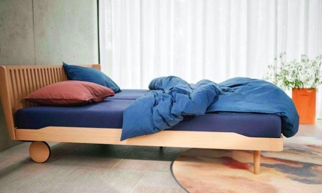 Auping presenteert nieuw bed: Auping Noa