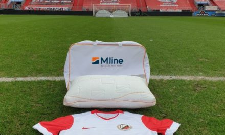 FC Utrecht kiest M line als Official Sleep Supplier