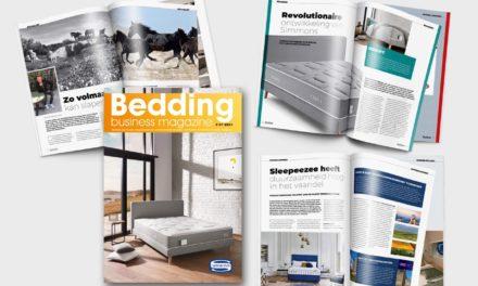 Nieuwe editie Bedding Business Magazine verschenen