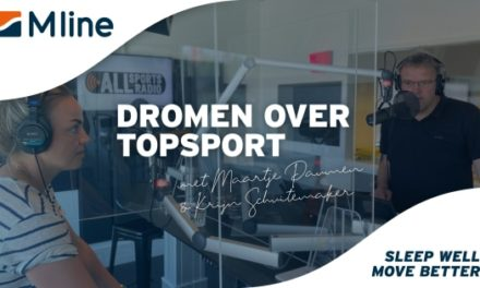 M line en ALLsportsradio komen met podcastreeks over het leven van topsporters