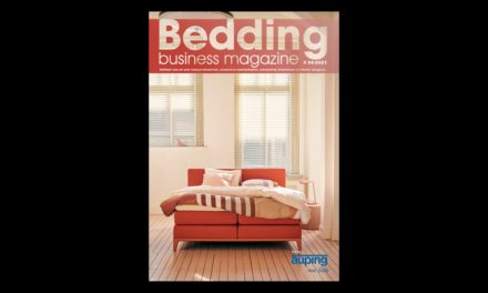 Vorige week is de nieuwste editie vanBedding Business Magazine verschenen!