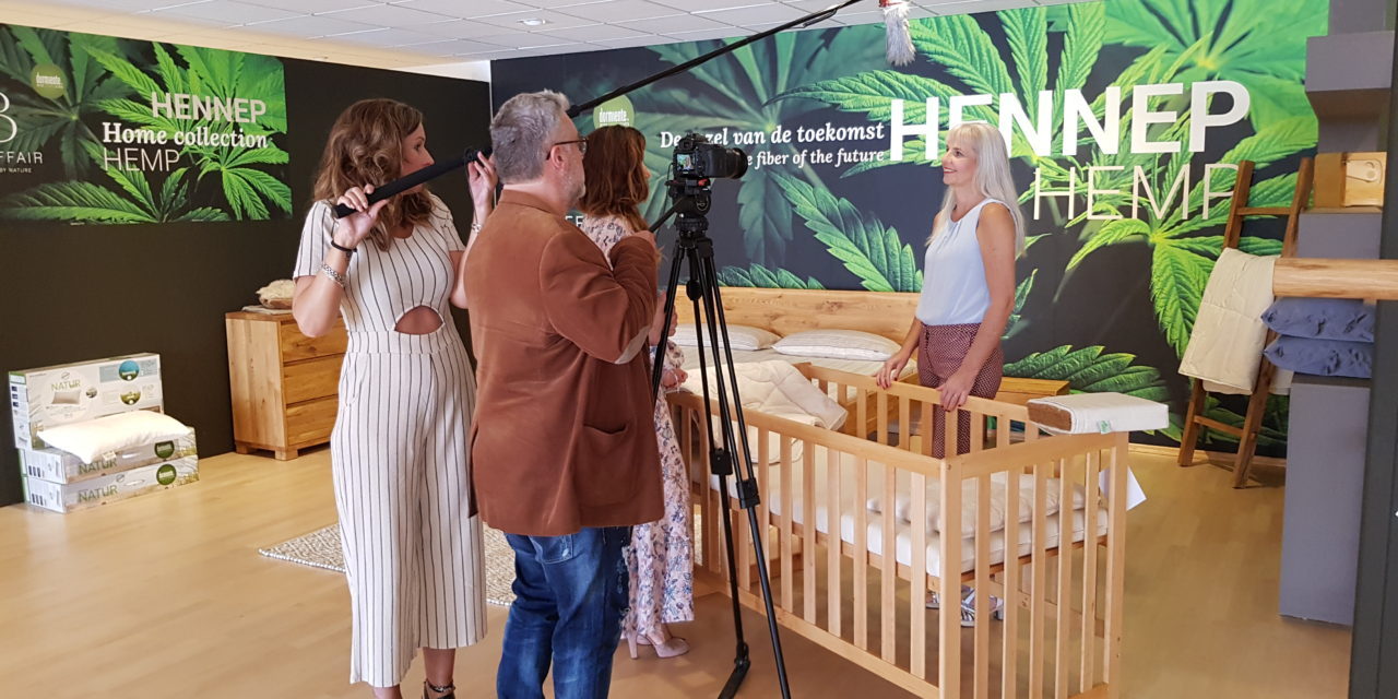 Bedaffair maakt debuut op Nederlandse televisie